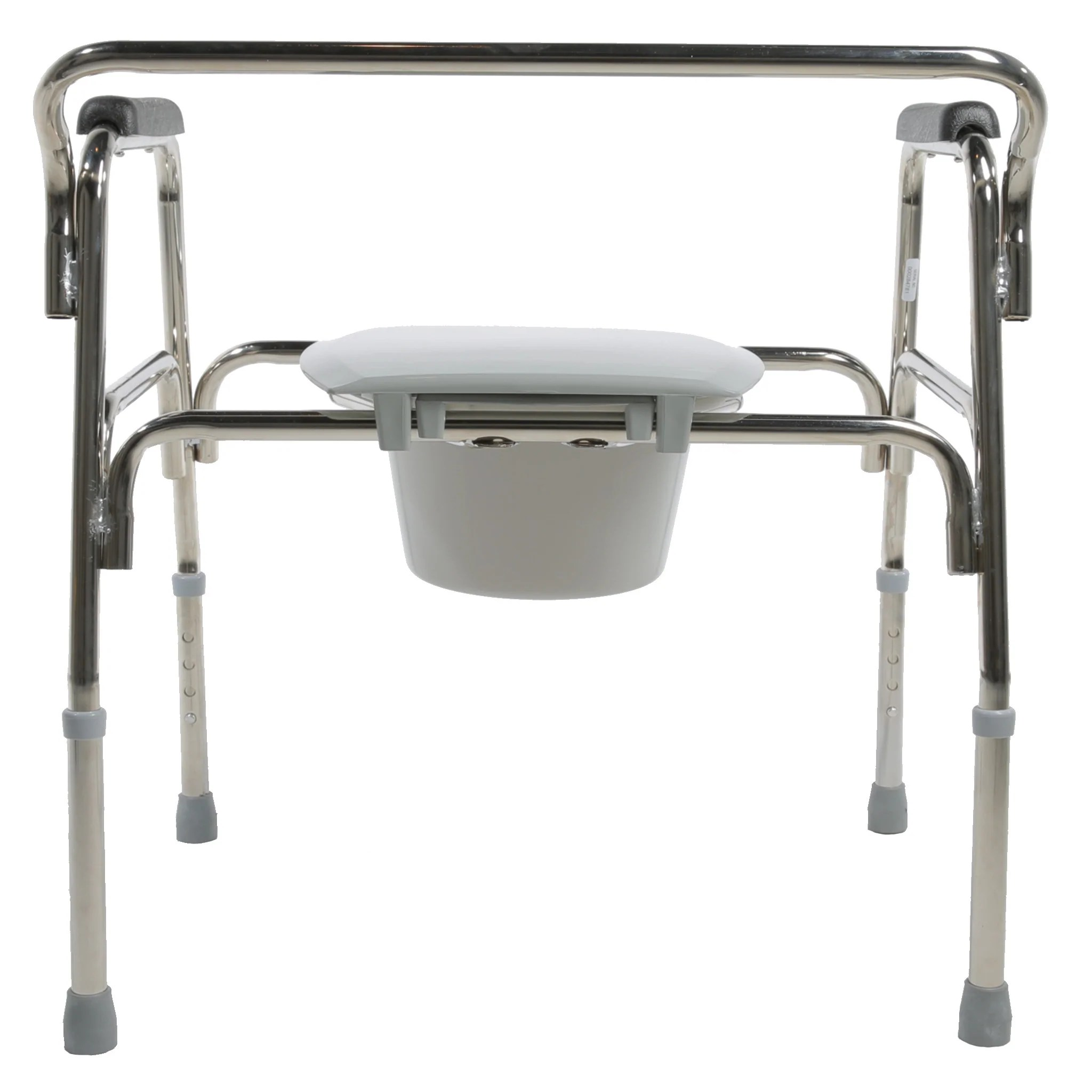 heavy duty commode chair for bar counter extra wide bariatric free shipping