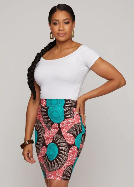african print tops african