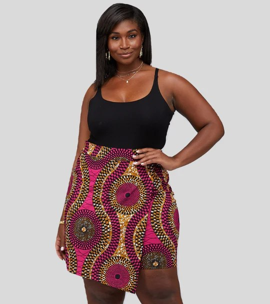african clothing at d