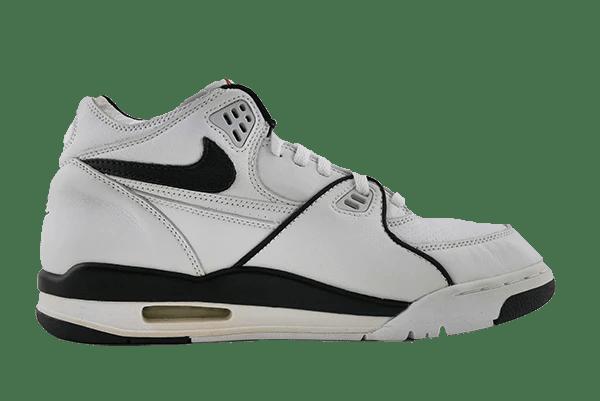 Nike Air Flight 89 OG WhiteBlack  FlightSkool Shoes