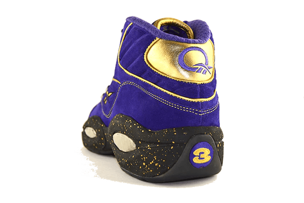 Reebok Question Crown Royal  FlightSkool Shoes