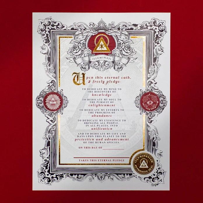 The Eternal Oath