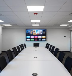 commercial boardroom video installation [ 1500 x 1000 Pixel ]