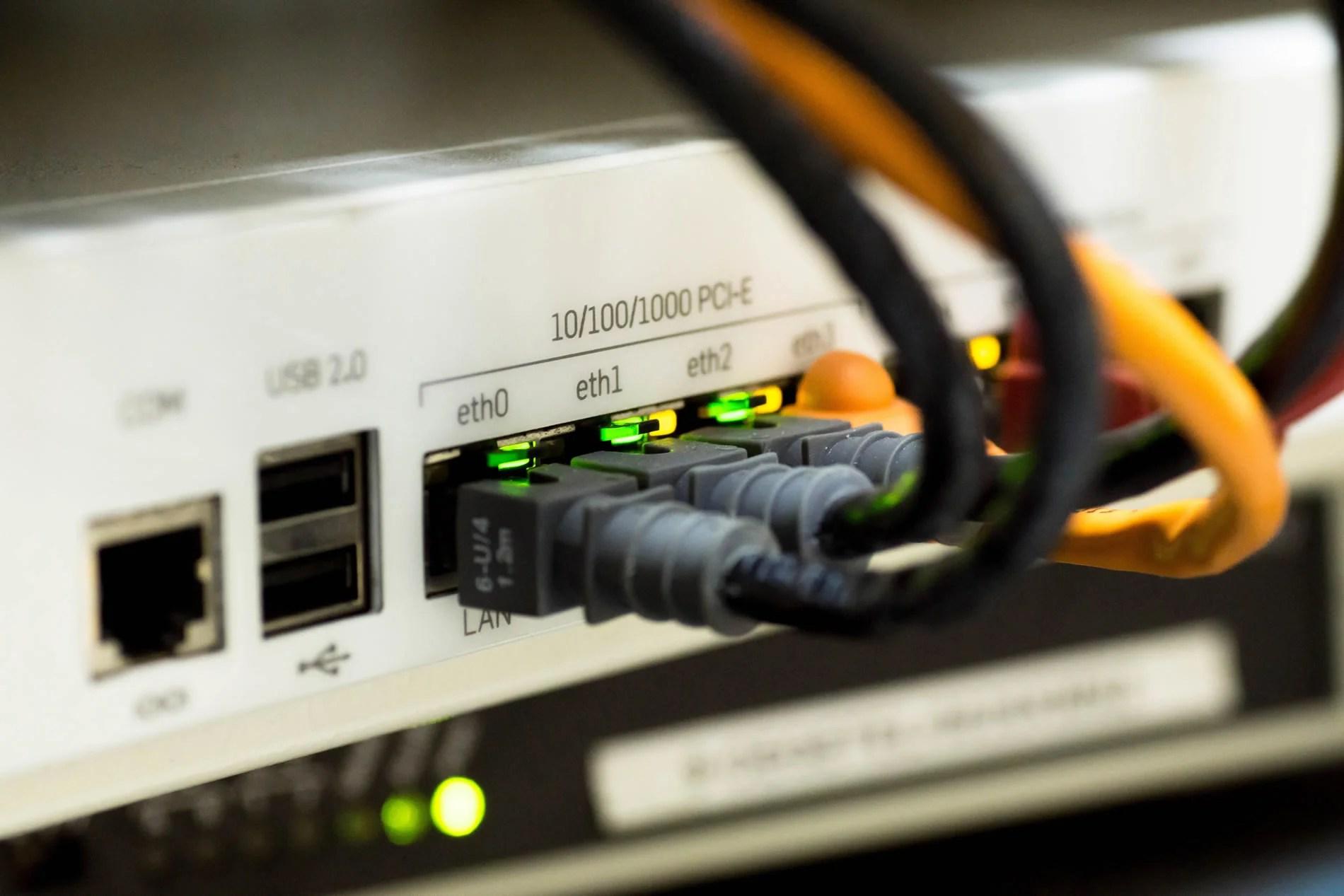 medium resolution of professional home network installation