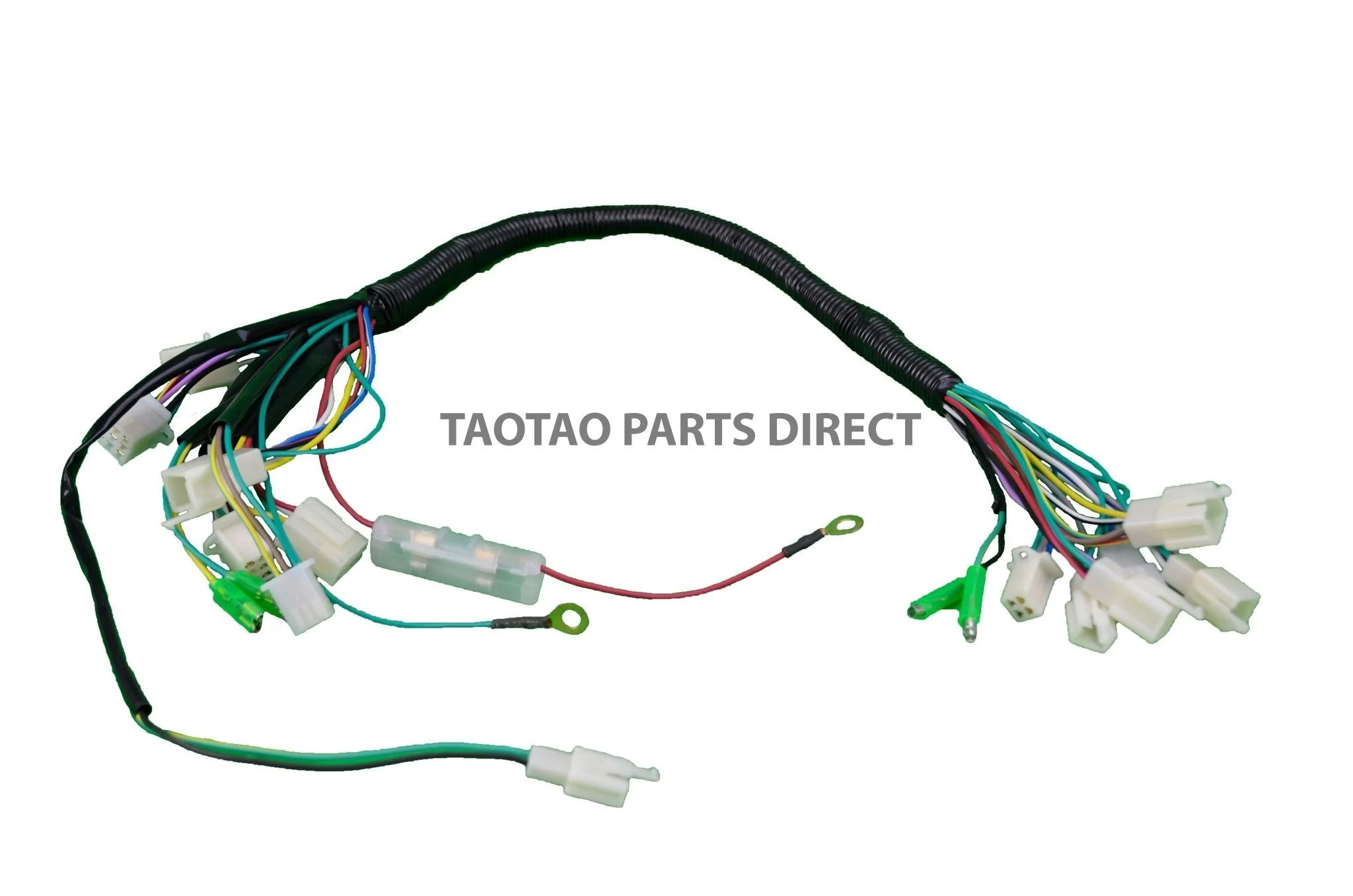 small resolution of ata110b wire harness 8 taotaopartsdirect com