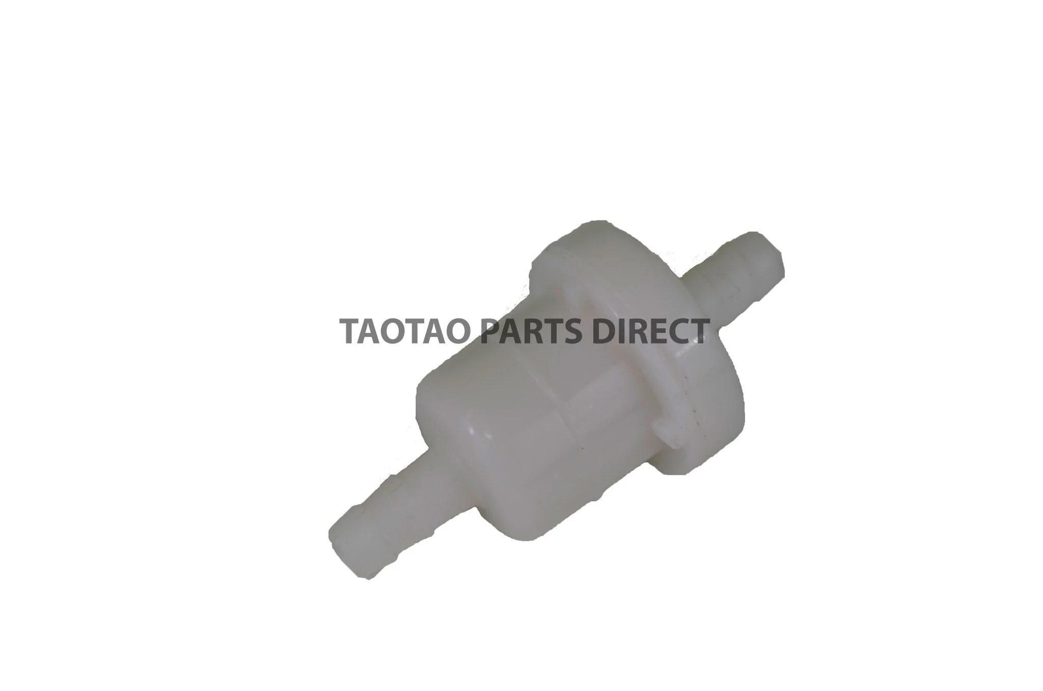 premium fuel filter for taotao powersports machines taotao parts direct [ 2048 x 1356 Pixel ]