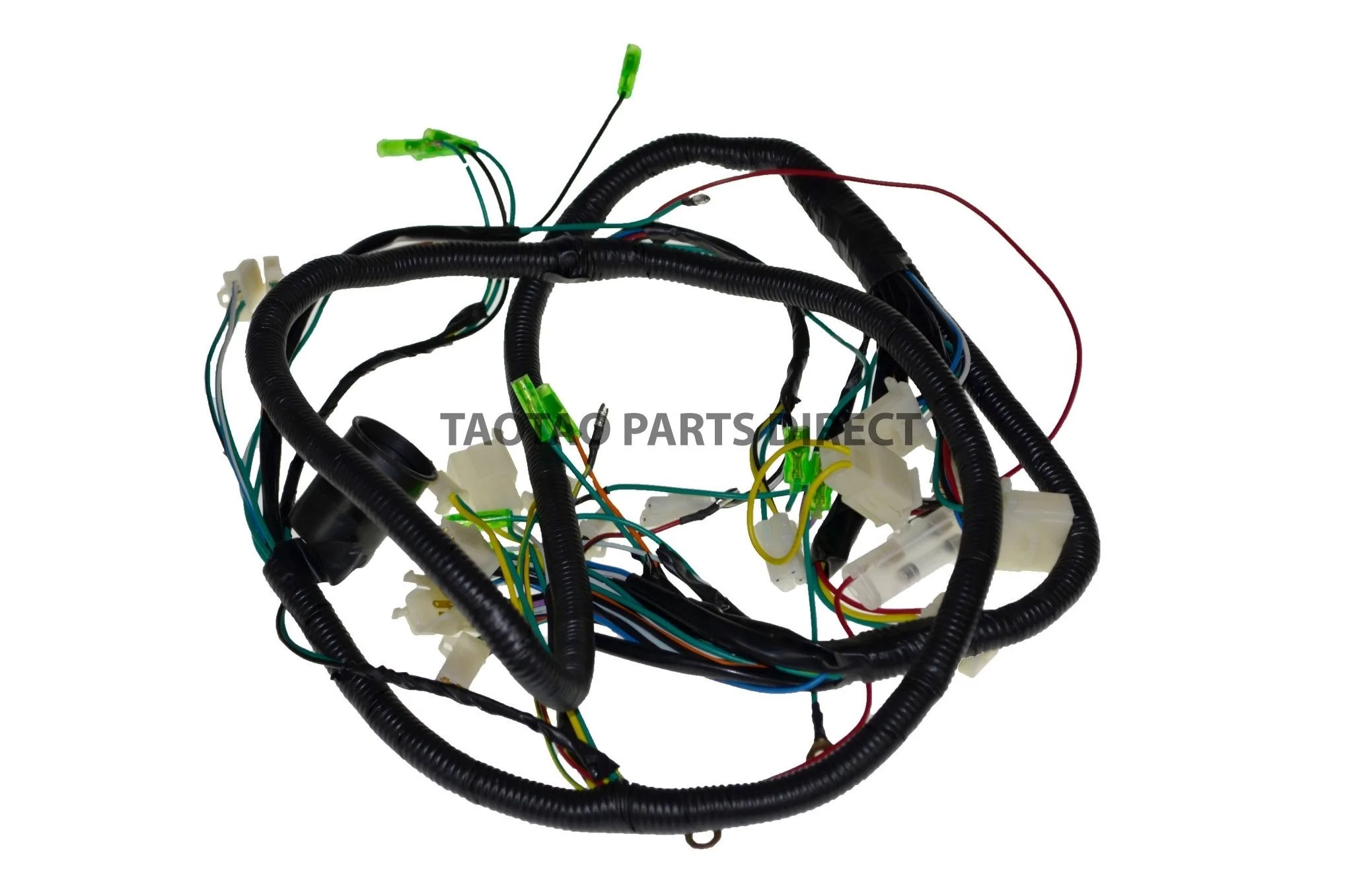 small resolution of scooter parts thunder 50 wire harness