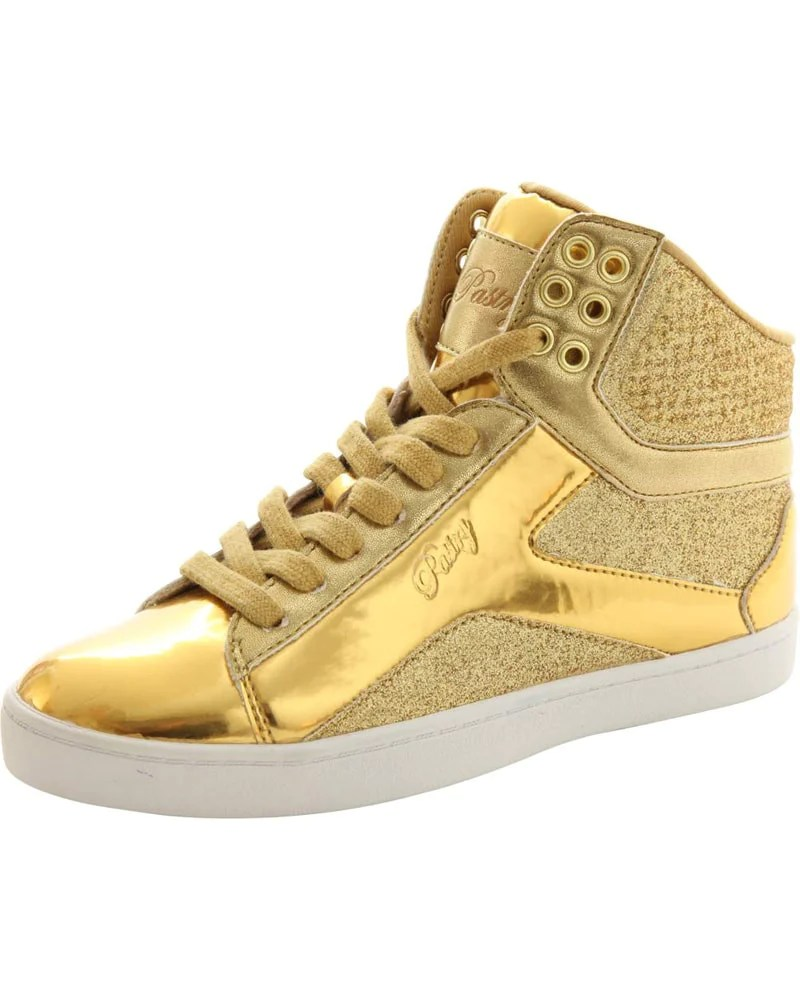 Pastry Pop Tart Glitter Hip Hop Dance Sneakers - Womens ...
