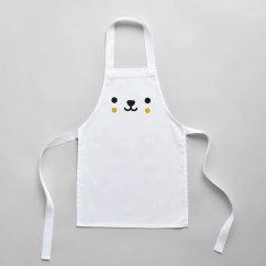 Kitchen Apron For Kids Cabinets Refacing Cost Buddy And Bear Toddler