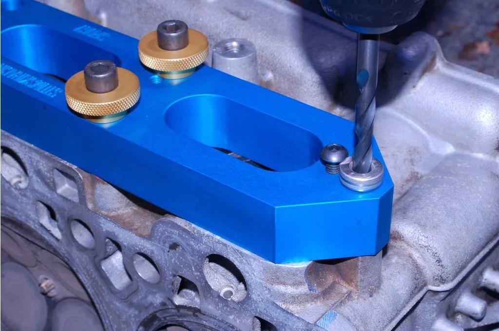 boxster 996 997 exhaust bolt repair kit sr067