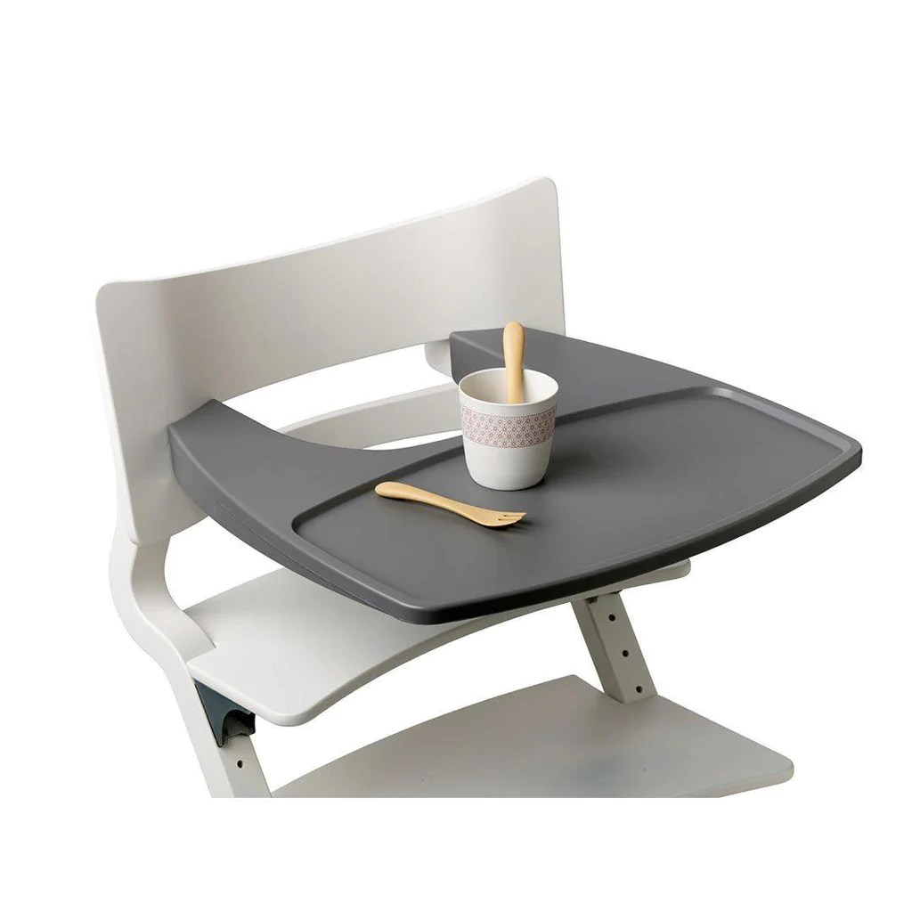 High Chair Tray Leander High Chair Tray Grey
