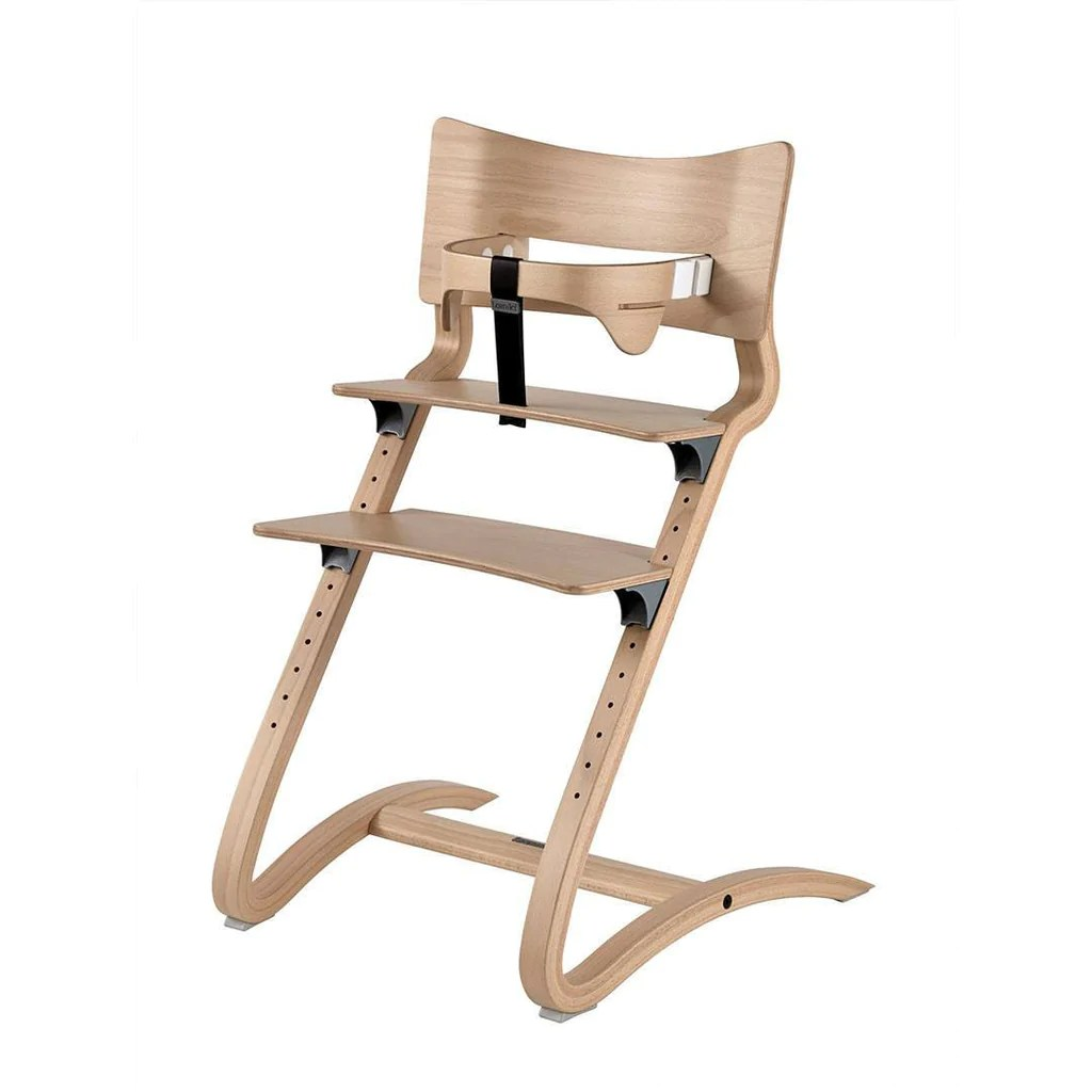Chair High Chair Leander High Chair With Safety Bar Natural