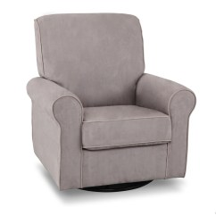 Glider Chair Accessories White Barber Augusta Upholstered Simmons Kids