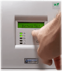 Battery Backup Power, Inc. Uninterruptible Power Supply (UPS) System Battery Test