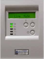 Battery Backup Power Uninterruptible Power Supply (UPS) Line Mode