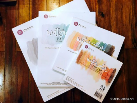 Prima marketing watercolor paper