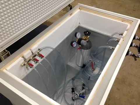 How To Build A Keezer Coldbreak Brewing Equipment