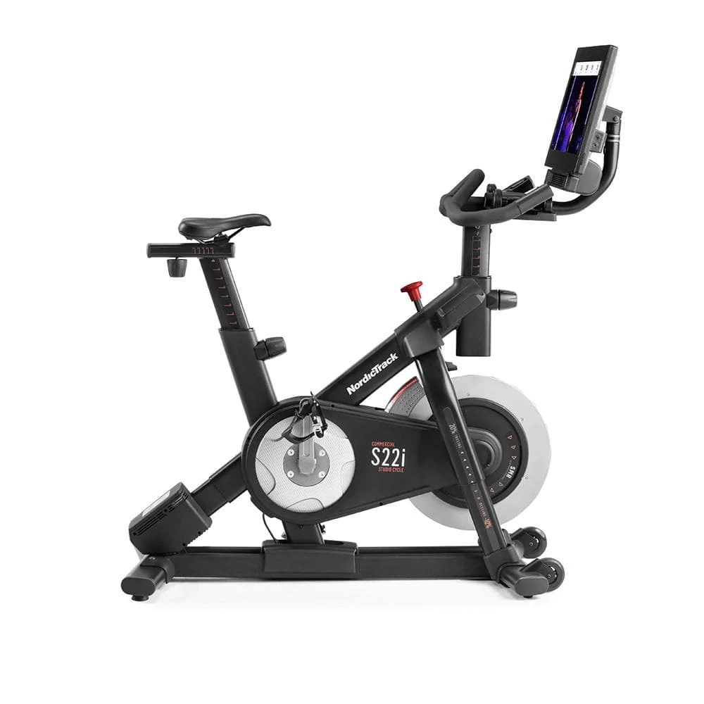 NordicTrack Commercial S22i Studio Bike – Chris Sports