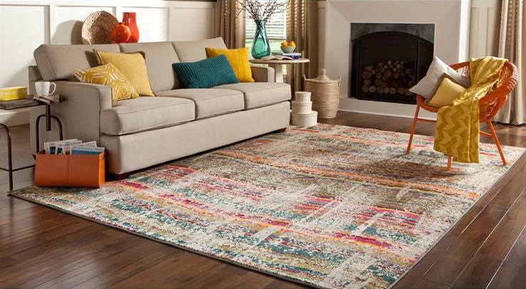 rug size for sectional sofa  Home Decor
