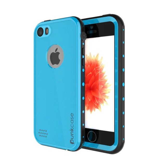 Clear 7 Iphone Blue Cases
