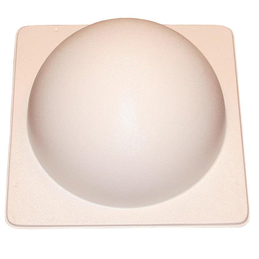 10 concrete sphere mold