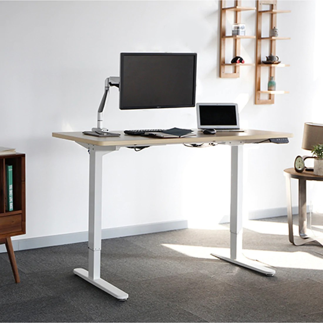 Thingy Club E2B Height Adjustable Electric Standing Desk