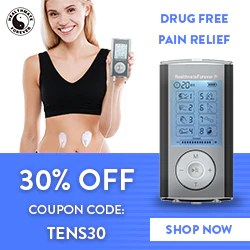 Need a new TENS UNIT this August? Look no further! During the month of August, HealthmateForever is offering a 30% discount for ALL TENS Units. Use coupon code: TENS30.