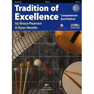 Tradition of Excellence Vol 2  Volkweins Music