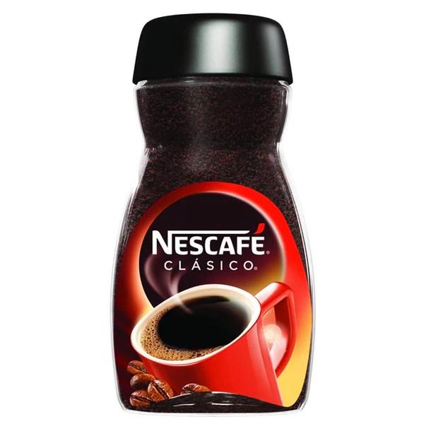 Caja Nescafe Clsico de 42grs con 16 piezas  Nestl  MayoreoTotal
