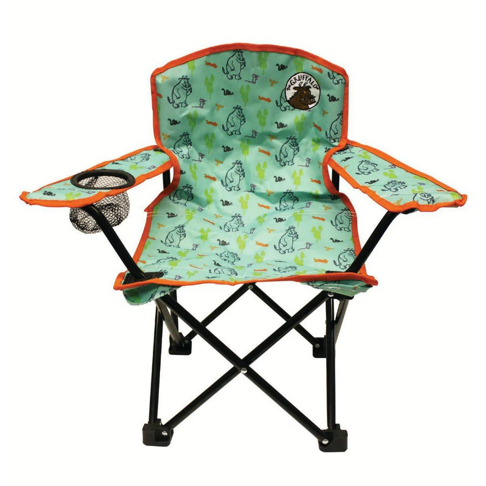 Childrens Folding Table And Chairs Gruffalo Children S Folding Chair