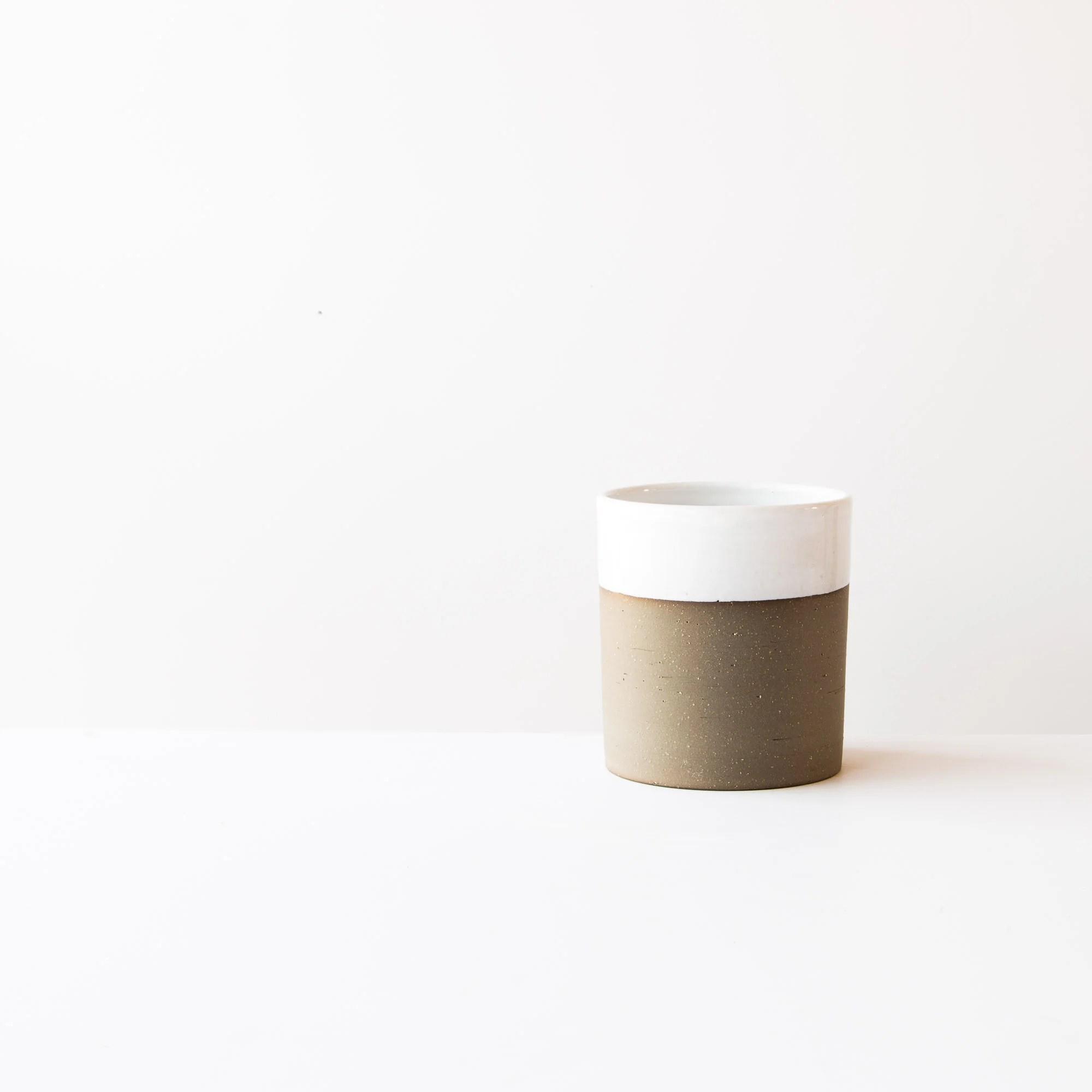 kitchen crock cabinet layout tool ceramic ustensil ice bucket wine chiller handmade chic basta