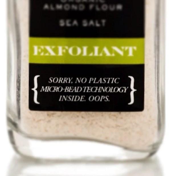 natural exfoliant