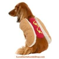 Hot Dog Costume Dachshund  LoveTheBreed.com