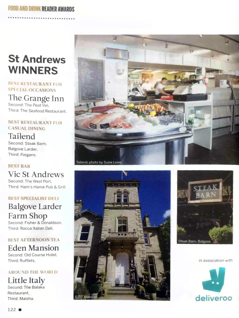 balgove larder farm shop st andrews i on magazine food and drink awards [ 771 x 1024 Pixel ]