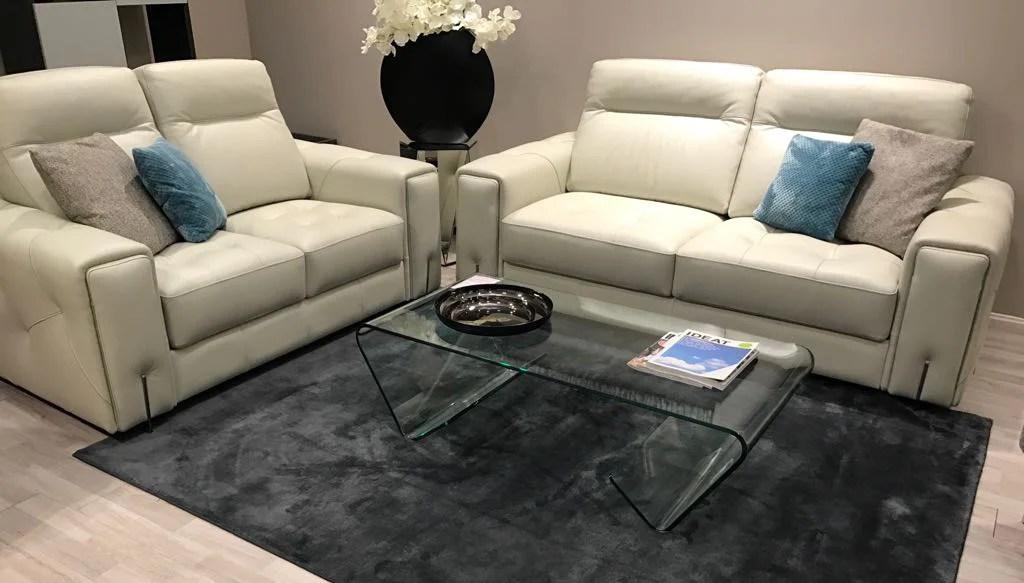 tiendas sofas cama baratos madrid white leather corner uk sofá modelo jimena en piel con detalles capitoné – sidivani