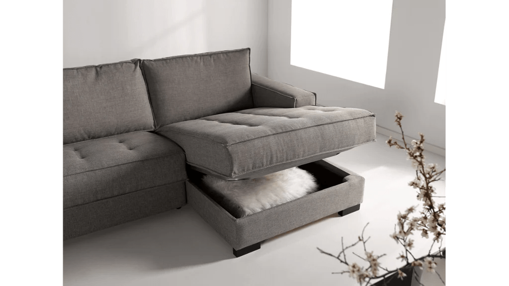 sofa cama chaise longue sistema italiano side storage table chaiselongue modelo masty sidivani