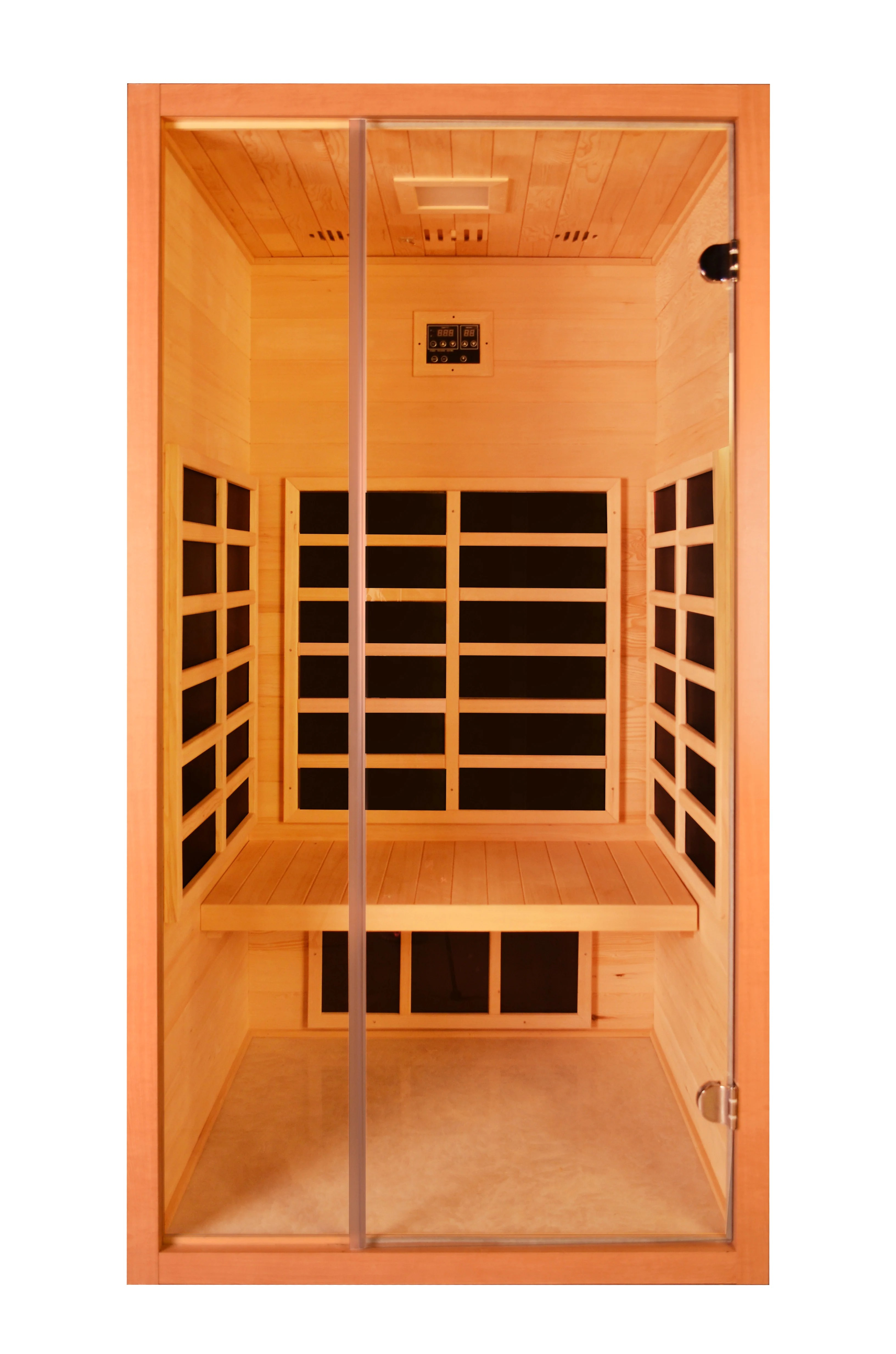 medium resolution of jasper 1 2 person far infrared sauna
