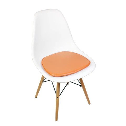 eames chair cushion chairs from ikea charles style seat pad for side arm multicolors s