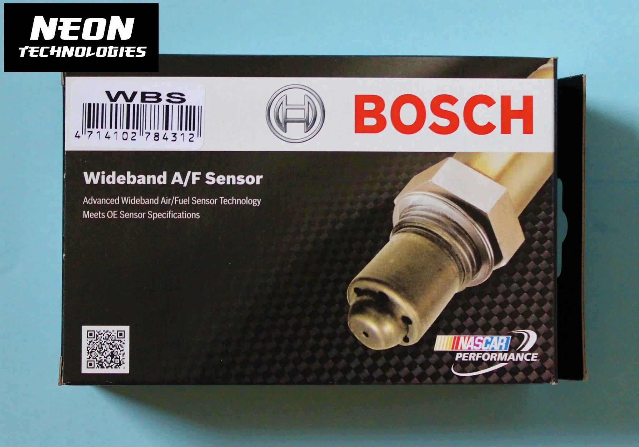 hight resolution of bosch wideband 5 wire lsu 4 9 oxygen sensor
