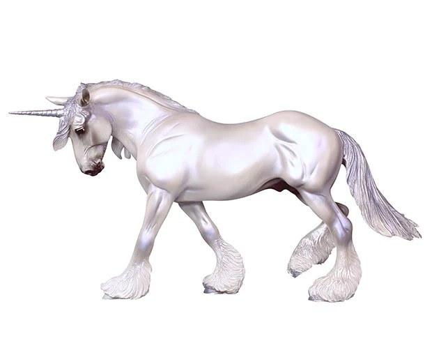 Breyer Othello Xavier Unicorn 1771 Triple Mountain