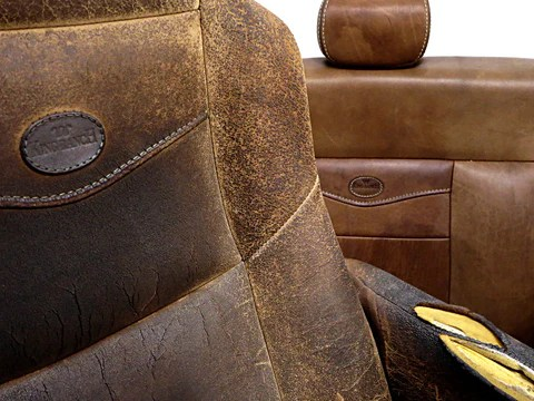 King Ranch Seats  Care Conditioning and Consequences