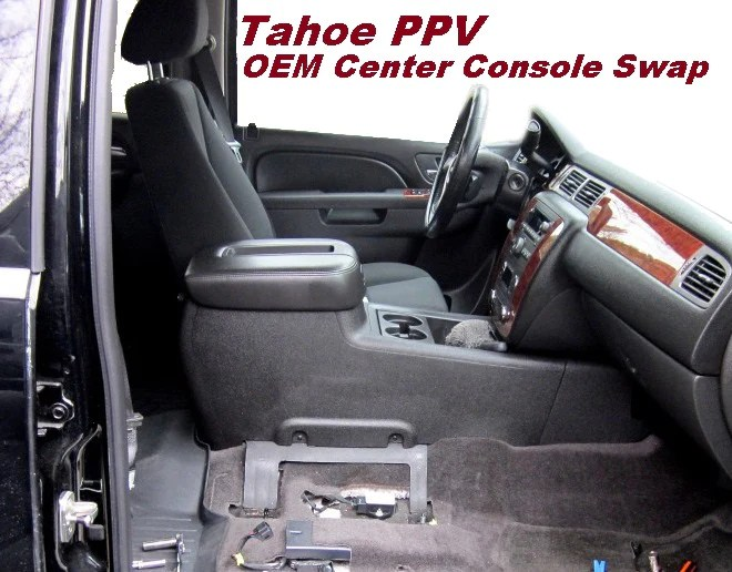 Wiring Harness For F150 Making A Tahoe Police Vehicle A Civilian Vehicle Tahoe