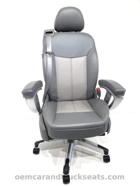 Replacement Office Chair With Seatbelt TOD The Office
