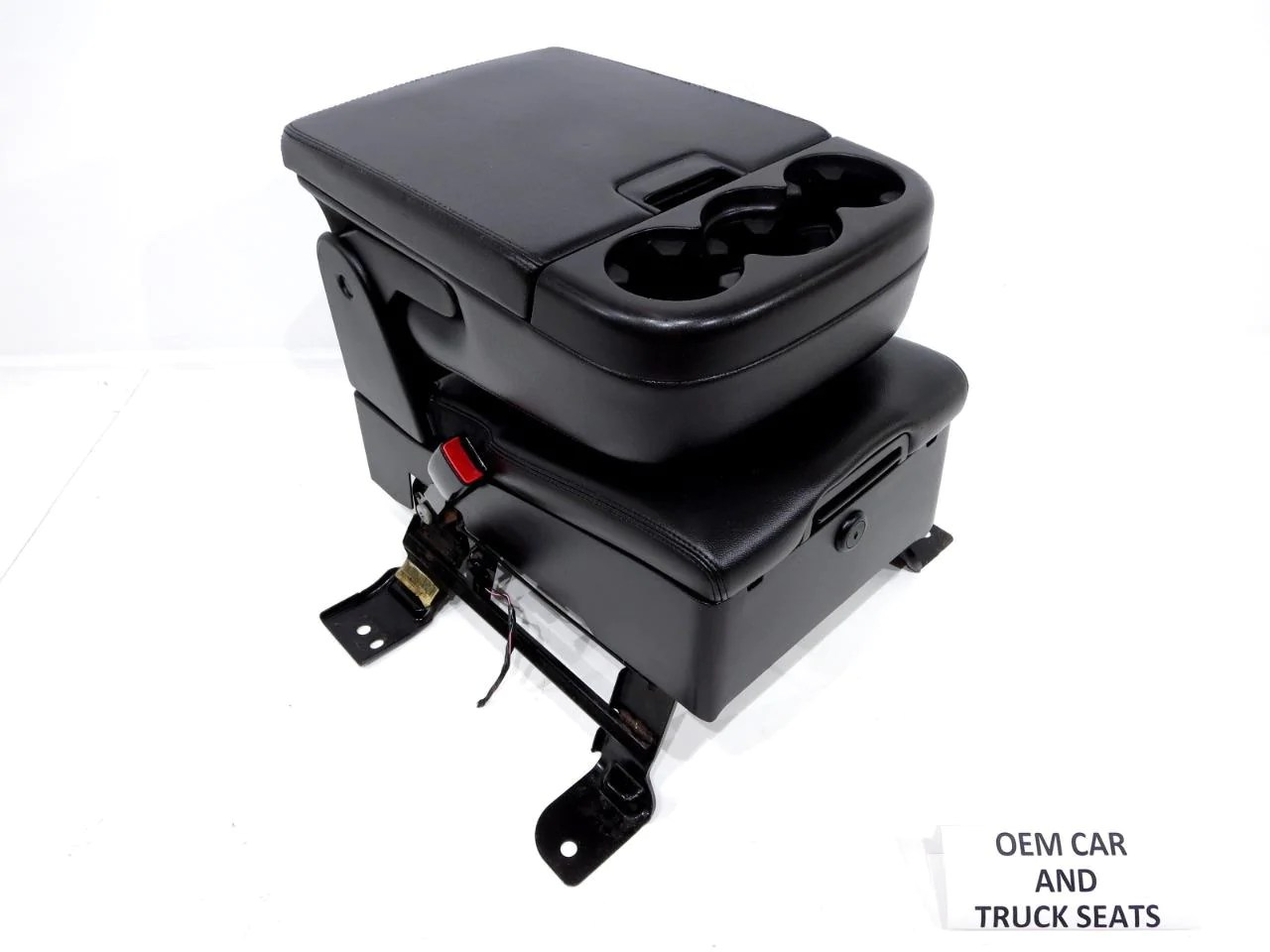 Replacement Gm Chevy Oem Leather Center Console Jump Seat