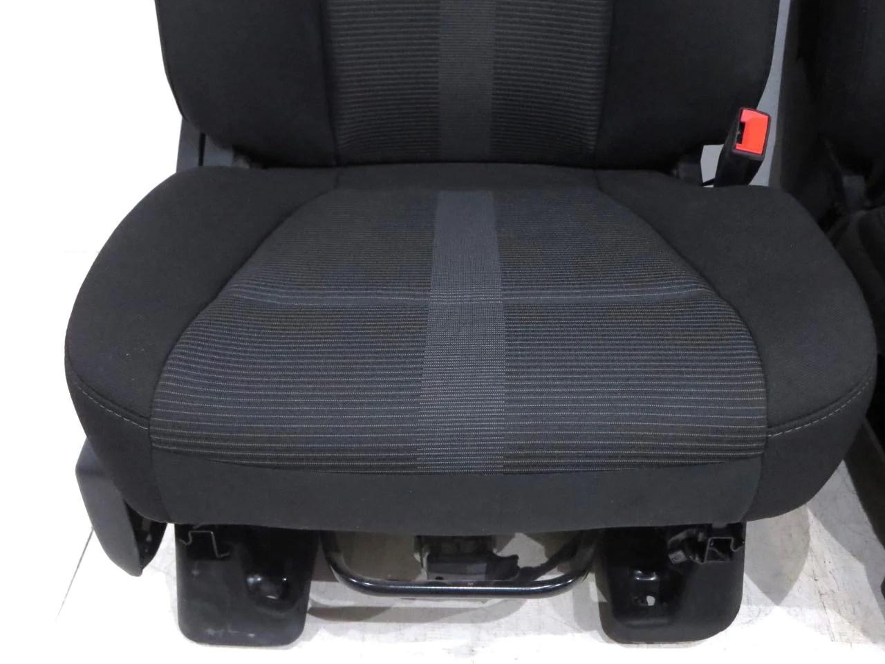 ford f 150 f150 oem cloth manual sport seats 2015 2016 2017 2018  [ 1280 x 960 Pixel ]