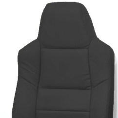 Corvette Seat Office Chair How To Recover A Replacement Ford Super Duty F250 F350 Leather Executive (multiple Colors Available ...