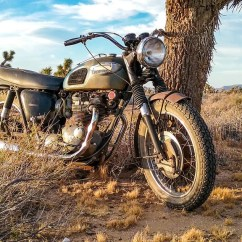 Triumph T100 Wiring Diagram World Map For Visio Uncovering An Original 1968 Tiger Tr6r Motorcycle