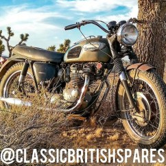 Triumph T100 Wiring Diagram Ford 8n 12 Volt Conversion Uncovering An Original 1968 Tiger Tr6r Motorcycle