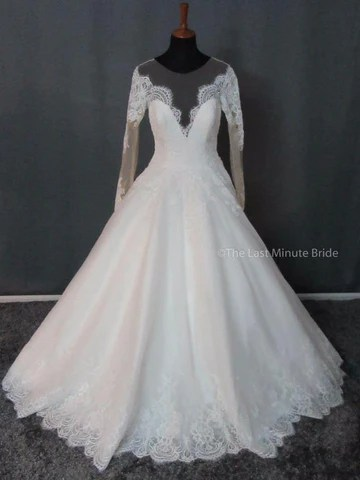 Bridal Gowns The Last Minute Bride