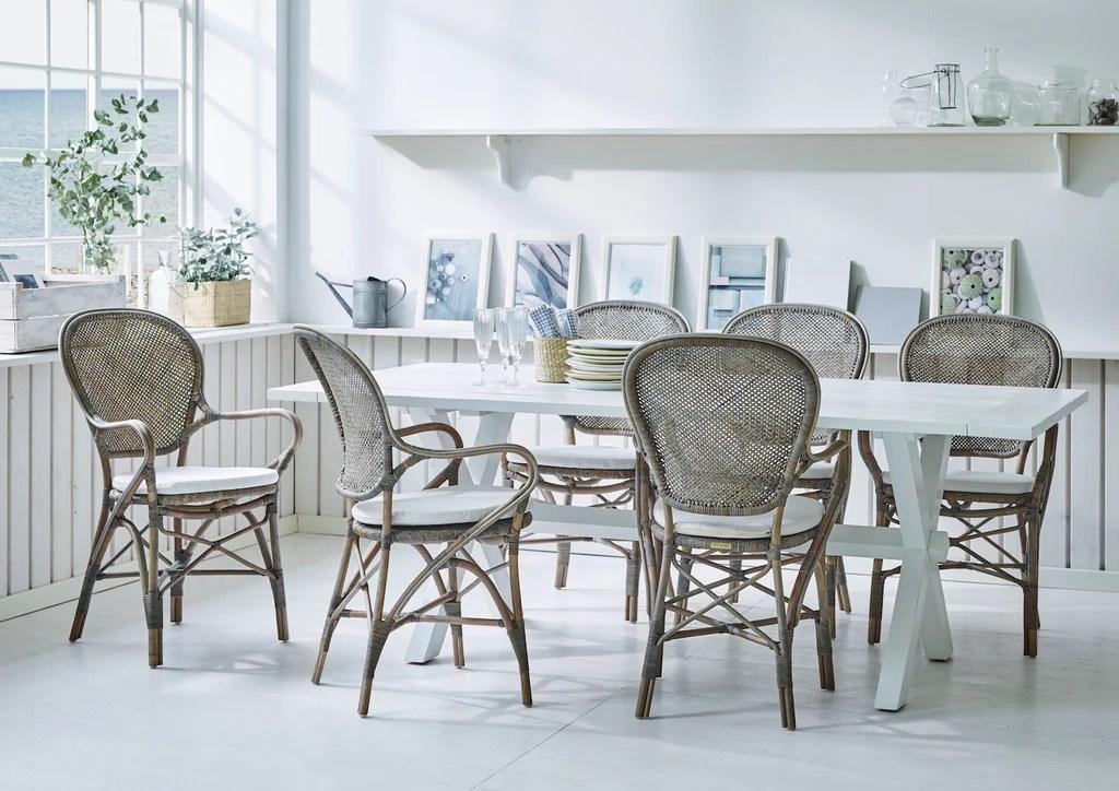 Sika Design Rossini Bistro Arm Chair  Sika Design USA
